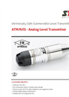 STS - Model ATM/N/IS - Analog Level Transmitter - Datasheet