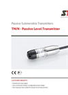 STS - Model TM/N - Passive Level Transmitter - Datasheet