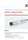 STS - Model ATM/N/T - Analog Transmitter - Datasheet
