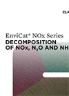 EnviCat - NOx Series Decomposition of NOx, N2O and NH3 Brochure