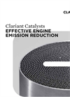 Clariant Catalysts - Effective Engine Emission Reduction Brochure