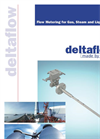Deltaflow - Flow Metering for Gas, Steam and Liquid - Brochure