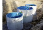 Seperators for Treating Wastewater Containing Oily Contaminants