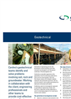 Geotechnical & Environmental Engineering Brochure