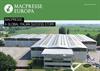 Macpresse Europa Company Profile - Brochure