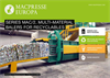 Series MAC/2, Multi-Material Balers For Recyclables - Brochure