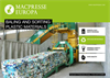 Macpresse - Baling and Sorting Plastic Materials - Brochure