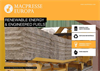 Macpresse - Renewable Energy & Engineered Fuels - Brochure