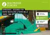 Macpresse - Shredders - Brochure