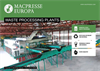 Macpresse - Waste Processing Plants - Brochure