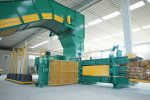 Macpresse - Mac 108/1 Series - Waste Baler