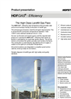 HOFGAS - Efficiency High Class Landfill Gas Flare Brochure