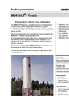 HOFGAS - Model Ready - Preparation Unit for Gas Utilisation Brochure