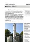 HOFGAS - Model Lowcal - Gas Flare for Low Calorific Gas Brochure