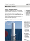 HOFGAS - IFL1c - Flare For Gasholder Operation Brochure