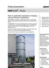 HOFGAS - Model IFL2c - Standard Flare for Sewage or Biogas Plants Brochure