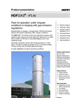 HOFGAS - Model IFL4c - Customised Biogas Gas Flaring System Brochure