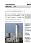 HOFGAS - Model APM - Gas Treatment Plant for Recovery Brochure