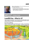 Landfill Gas - What is it?