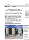 HOFGAS - Model CFM4c - Coal Mine Methane Flare Brochure