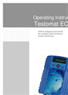 Testomat - Model ECO - Monitoring and Controlling Analyzers Brochure