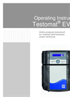 Testomat - Model EVO TH - Automatically Determine Analyzers Brochure
