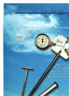 Tensio - Model 100 - Mobile Field Tensiometer- Brochure