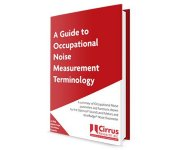 A Guide to Occupational Noise Measurement Terminology [Free eBook]