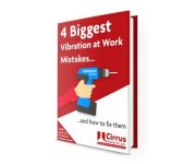 4 Biggest Vibration at Work Mistakes…and How to Fix Them [Free eBook]