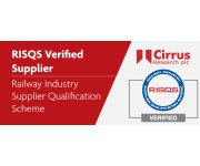 Cirrus is now a verified supplier under RISQS – The Railway Industry Supplier Qualification Scheme
