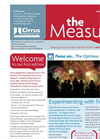 The Measure Issue 1