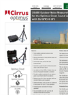 Cirrus - Model CK:680 - Outdoor Noise Measurement Kit - Brochure