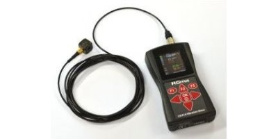 Revo - Vibration Meter for Hand-Arm, Whole-Body & Machinery Vibration Monitoring