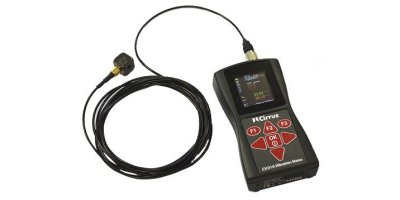 Cirrus Revo - Model CV:31A - Vibration Meter for Hand-Arm, Whole-Body & Machinery Vibration Monitoring