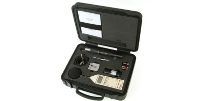 Cirrus - Model CK:261S - Vehicle Noise Measurement Kit with PTB Type Approval