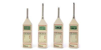 Cirrus - Model CR:260A Series - Sound Level Meters