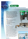 Primayer - Model XiLogEco - Remote and Sustainable Data Logger - Brochure