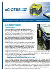 AC-ROV - Model 3000 - Visual Inspection System Brochure
