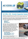 AC-CELL - Model 100 Crawler - Stand Alone Remote Visual Inspection (RVI) Tool Brochure