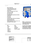 WDPHCF Series Instruments pH - Flocculant Datasheet