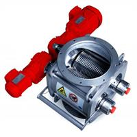 Model NW 300 - Lump Breaker - Roller Crusher