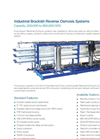 Industrial Reverse Osmosis Systems RO-500 Series