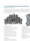Stainless Steel Housing SSC-C SERIES