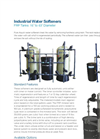 Industrial Water Softeners SF-110F Series
