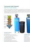 Commercial Water Softeners SF-150S Series