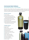 Commercial Water Softeners SF-250A Series