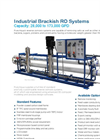Pure-Aqua - Model RO-400 - Industrial Reverse Osmosis RO Systems Brochure