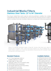 Industrial Media Filters MF-1100 Series