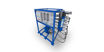 Pure Aqua - Model SWC Series - Commercial Sea Water Reverse Osmosis Systems