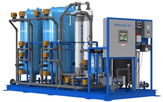 Model UF Series - Industrial Ultrafiltration Systems